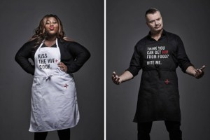 UNBELIEVABLE: First Restaurant That Has Only HIV-positive Chefs In The Kitchen Opens (Video)