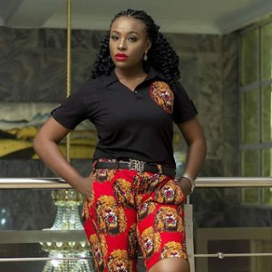 """""""This Is A Total Disrespect To Our Culture"""" – FB User blasts lady who used ISI-AGU material to make shorts"""