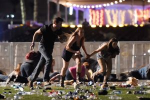 Sheriff: Las Vegas shooting gunman fired over 1,100 rounds