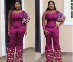 Check out the funny pencil sketch of Mercy Johnson (photo)