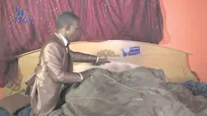 South African Pastor resurrects manhood – couple have sex in front of him and TV crew