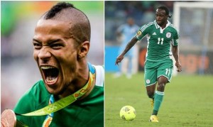 Victor Moses And Troost-Ekong, Nominated For CAF Player Of The Year Award Alongside Aubameyang (See full list)