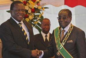 Sacked Zimbabwean VP, Emmerson asked 'traditional healers' when i would die' – Mugabe claims