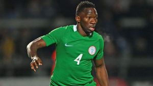 , Super Eagles Player, Kenneth Omeruo scores his first club goal in 5 years, Effiezy - Top Nigerian News & Entertainment Website
