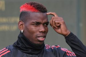 Paul Pogba trains with United reserves as he continues recovery from injury