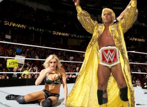 WWE Legend Rick Flair says he Masturbated Twice a day and has slept with over 10,000 women
