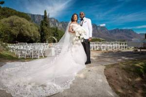 """#BAAD2017: """"My weeding day was the best day ever"""" — Banky W."""