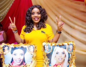 , Photos From Actress, Empress Njamah's Birthday Celebration (Photos), Effiezy - Top Nigerian News & Entertainment Website