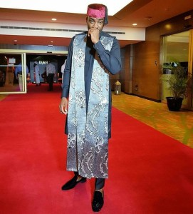 "#Arabian: Photos of celebrities at ""The Wedding Party 2"" Premiere In Lagos (Photos)"