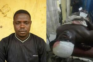 Soldier kills a man over N500 bribe at a check-point in Edo State (Photo)