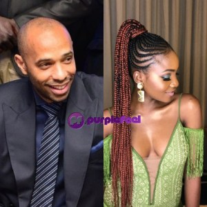 Singer, Simi Made Thierry Henry Sing In Yoruba Language (VIDEO)