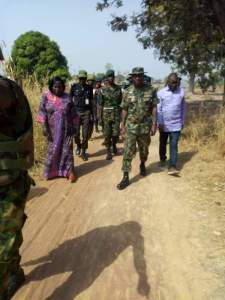 Hoodlums Dressed In Army Uniform Burn Houses In Benue (Photos)