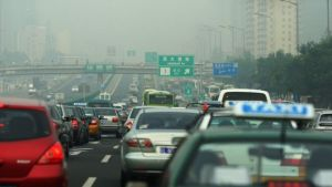 China to ban production of 553 car models from Jan.1 to fight air pollution