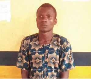Heartless man kills his 6-month-old baby to punish wife (Photo)
