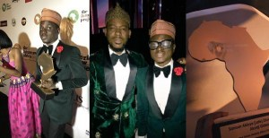 Davido and Wizkid win big in The Future Awards 2017.. (See full list of winners)
