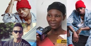 43 year old Kenyan woman claims Diamond Platnumz is the father of her 7 month old daughter (Video)