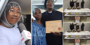 Eucharia Anunobi pens emotional tribute to her dead son (Photo)