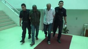 2 Nigerian students sentenced to death in Malaysia for drug trafficking (Photo & Video)