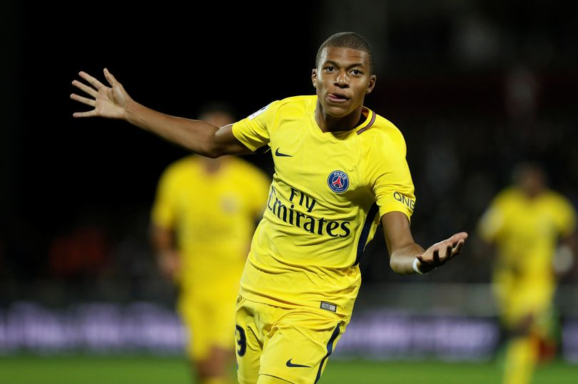 , Mbappe sets new record in Champions league, Effiezy - Top Nigerian News & Entertainment Website