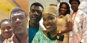 , Nigerians shares Photo of Reno Omokri's wife After He Said It's Only A Fool That Marries A Lady With Artificial Eyebrows. (Photos), Effiezy - Top Nigerian News & Entertainment Website
