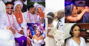 Banky W's wedding did not outshine mine – Oritsefemi
