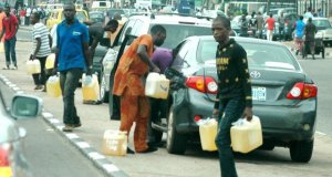 , It's an offence to carry fuel in jerry cans – FRSC warns motorists, Effiezy - Top Nigerian News & Entertainment Website