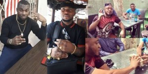 Nigerian Big boy is looking for Jacob, wants to give him N100k for his father's treatment (Photos)
