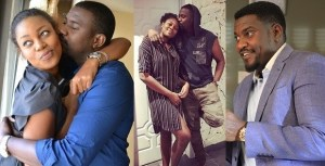 , John Dumelo replies follower who said he has a wife and daughter (Photo), Effiezy - Top Nigerian News & Entertainment Website