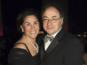 Billionaire and his wife found dead in their home