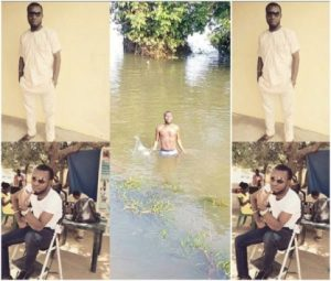Corp Member, Collins Ohaegbu Serving In Akwa Ibom Drowns While Swimming At His PPA