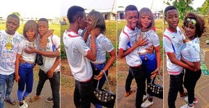 , See How Graduating Students Of Osun State College Signed Out. (Photos), Effiezy - Top Nigerian News & Entertainment Website