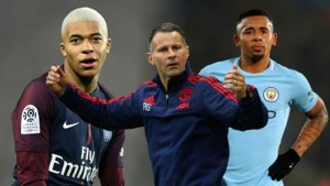 """I told Manchester United to buy Kylian Mbappe, Gabriel Jesus"" – Ryan Giggs reveals"