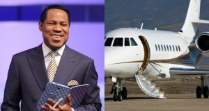 EXPOSED! Pastor Chris Oyakhilome Lied About Getting A Private Jet As Gift From Church Members (See Details)