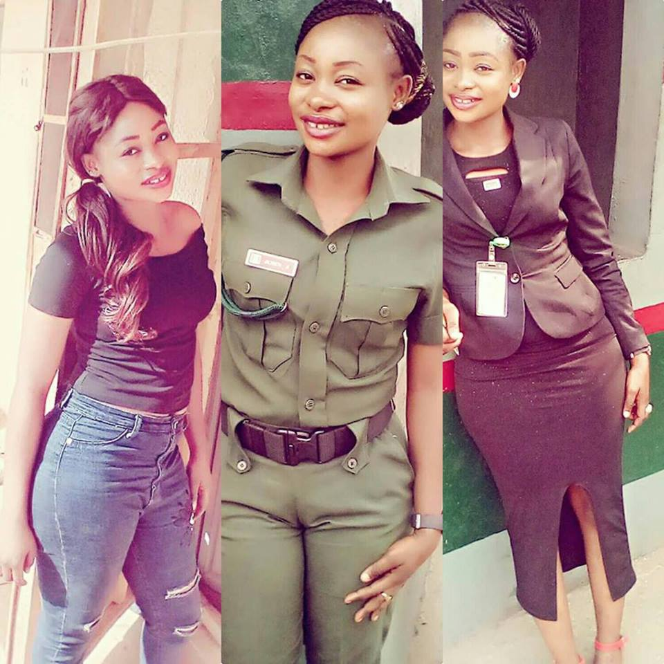 , See This Slay Mama and Female Soldier In The Nigerian Army Who Was Promoted Today (Photos), Effiezy - Top Nigerian News & Entertainment Website