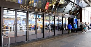 JUST IN: Suspected suicide bomber set off a device at the Port Authority Bus Terminal (Watch video of the explosion)