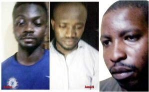 Police arrest banker and his syndicate who use stolen SIM cards to steal millions from customers' account (photo)