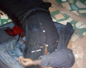 Armed Robbers Kill Policeman In Katsina An Hour After Resuming Duty. (Graphic Photos)