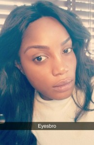 Nigerian Singer, Seyi Shay Shares Her Early Morning Photos Without Makeup (Photos)