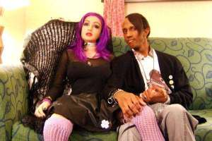 See the man who has 3 sex dolls (Photos & Video)