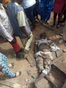 Fatal Accident In Ondo State Kills Many (Graphic Photos)