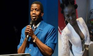 """Pastor Adeboye Is A Bastard, A Scammer And A Thief"" – Nigerian Lady Blows Hot"