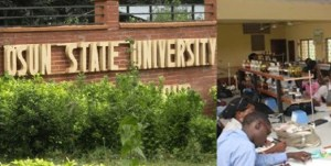 Fire extinguisher explodes in Uniosun lecture room, 12 student collapse