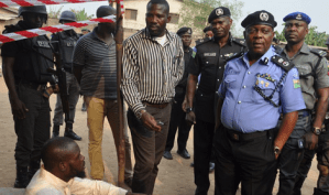 Alfa arrested with heart, private parts in Lagos