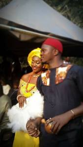 Nigerian Man Marries Lady He Met On Facebook Just 7 Days After Meeting Her (Photos)