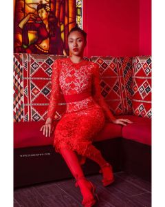 Former Most Beautiful Girl in Nigeria, Anna Banner shares stunning new photos (Photos)