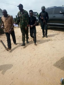 Arrested notorious militant 'Karowei' shot dead by army while trying to escape