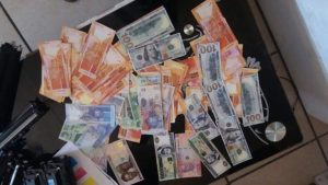 Nigerians Arrested For Printing Fake Currencies In South Africa (Photos)