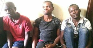I Only Rob Oyibo People Coming Out From Mosque – Notorious Robber Confesses