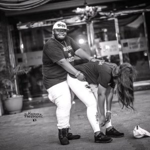 Check out this raunchy pre-wedding photo that's trending online (Photos)