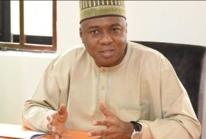 Saraki exposes massive fraud in oil sector